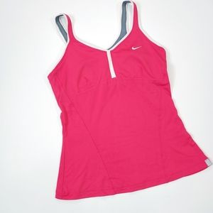 Nike Dri-Fit Workout Tank w/Shelf Bra in Sz. Med
